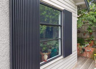 Steel Frame Fixed Window